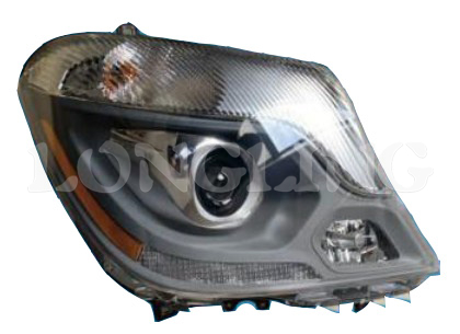 Head Lamp for Freightliner Sprinter