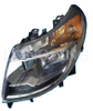 Promaster Head Lamp LH for Dodge Ram Promaster